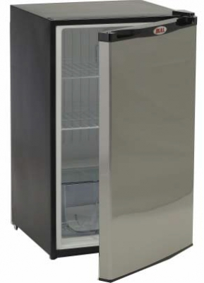 Bull Refrigerator, Stainless Steel Front Panel